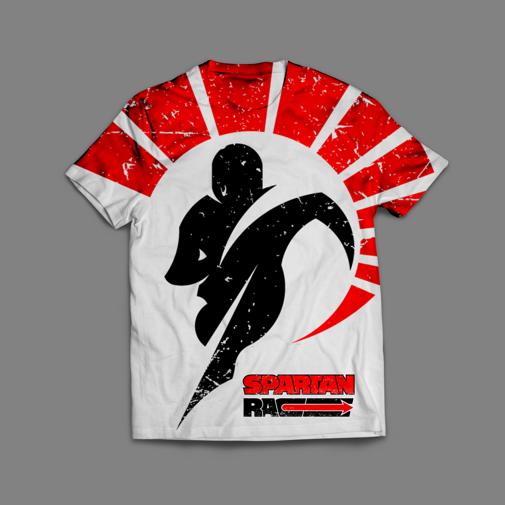 Richard t white jr spartanrace tshirtmockup 07