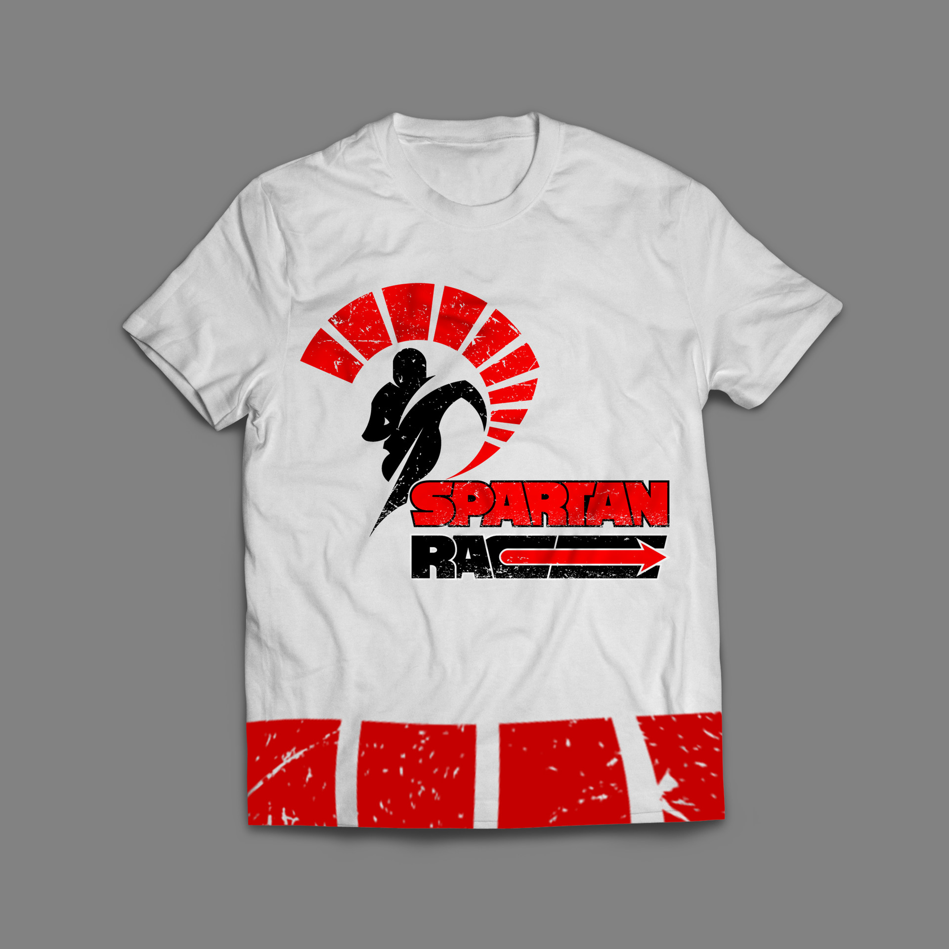 Richard t white jr spartanrace tshirtmockup 04