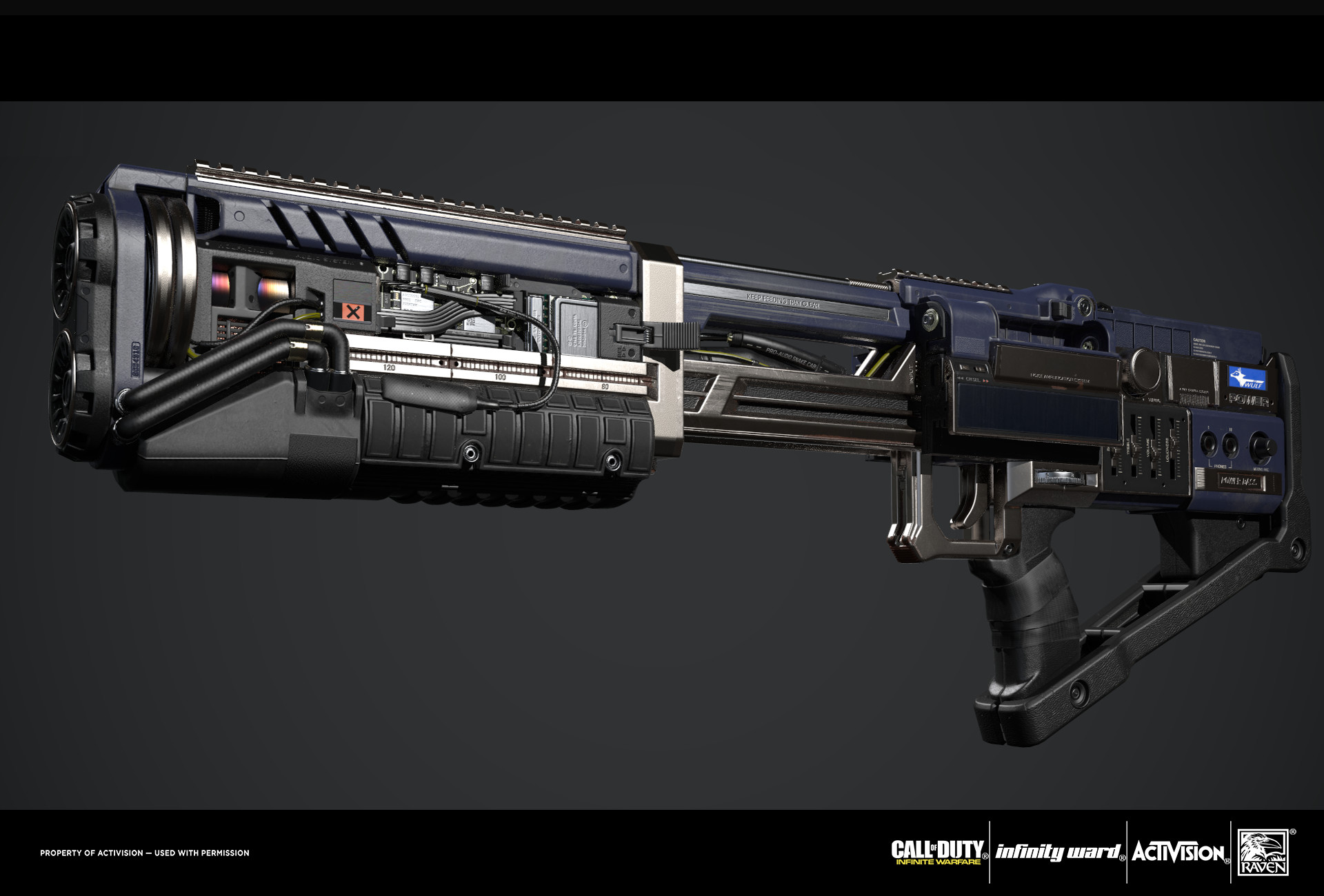 how to get the banshee in infinite warfare
