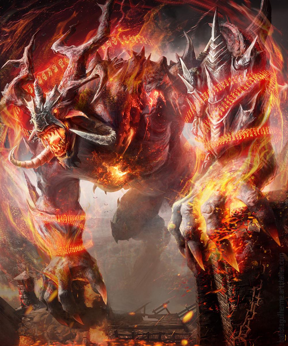Guilherme batista mx beast god of destruction guilherme batista