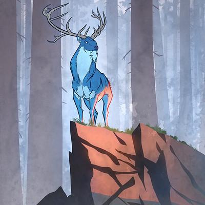 Magnus noren spirit elk