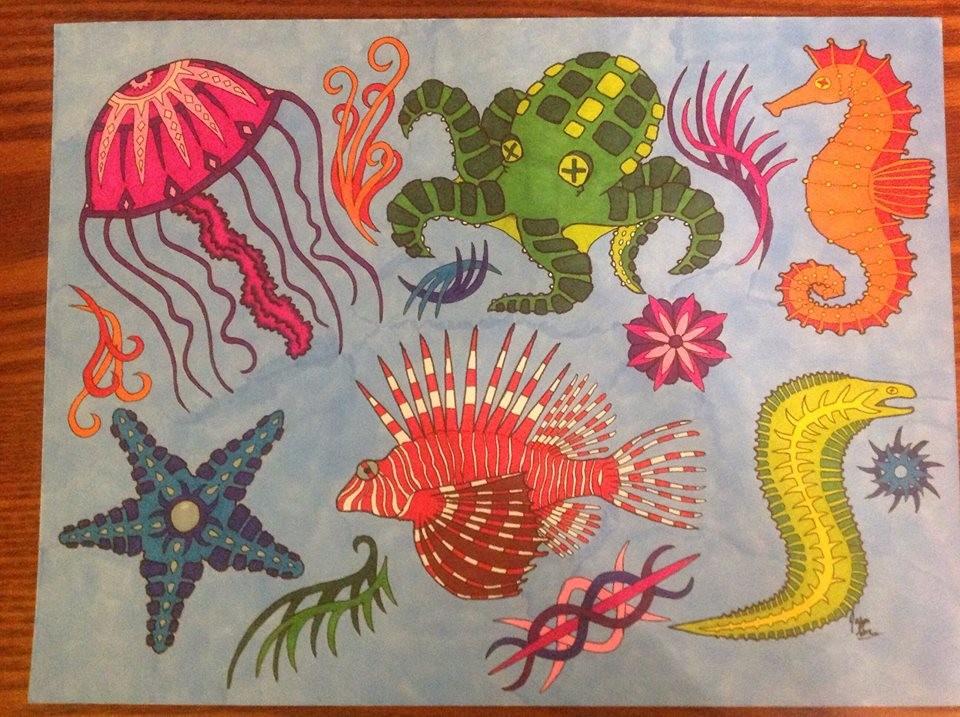 'Underwater Bliss'