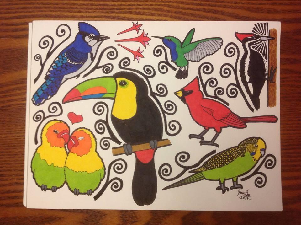 'Birds'