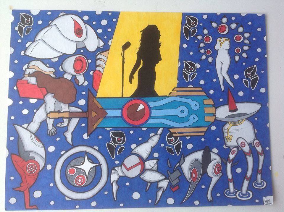 'Transistor (Fan Art)'