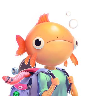 Burak cinar fishy1