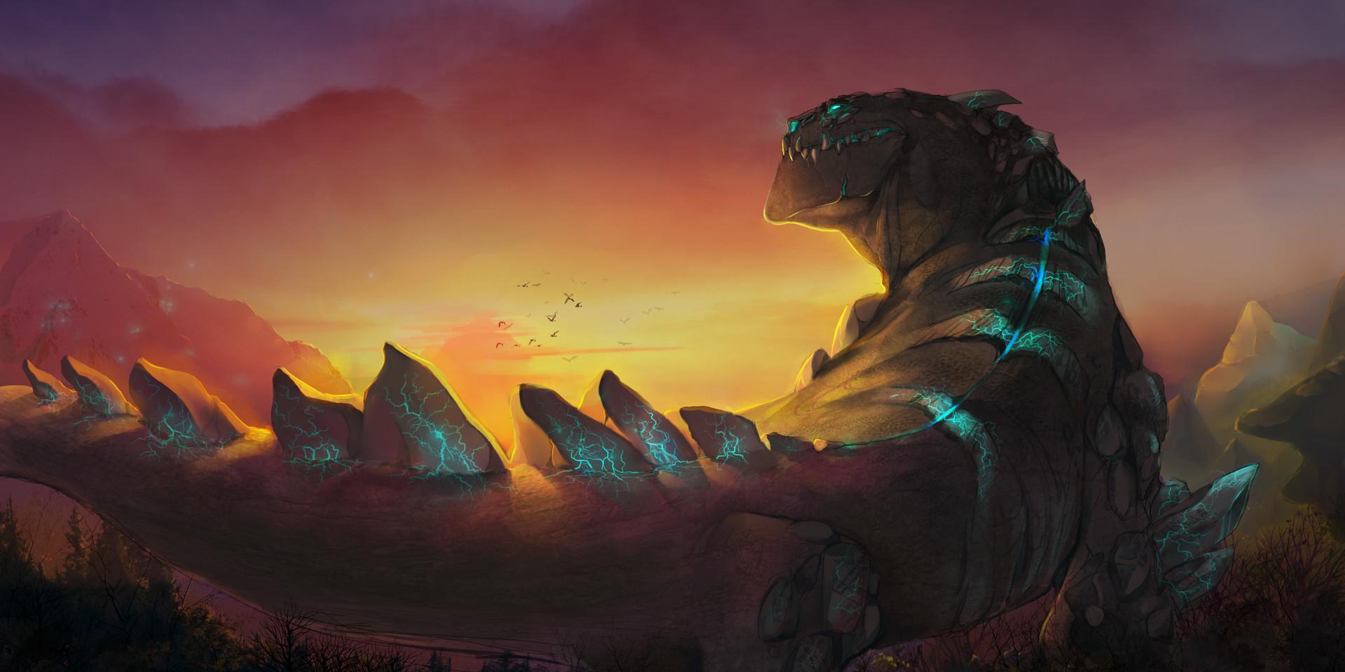 Annie doyon monster mountain
