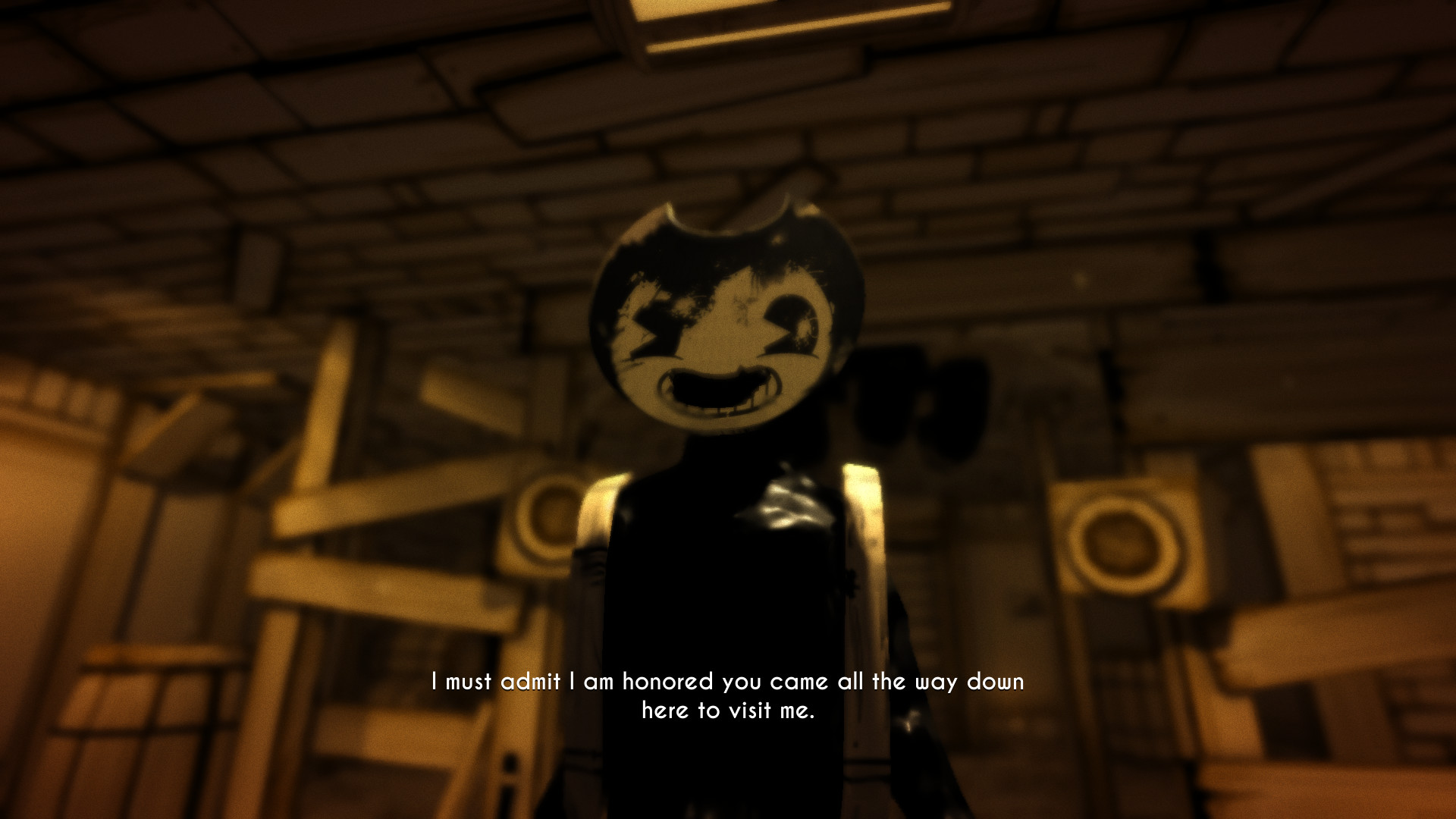 Pascal Cleroux - Bendy and the Ink Machine Chapter 2