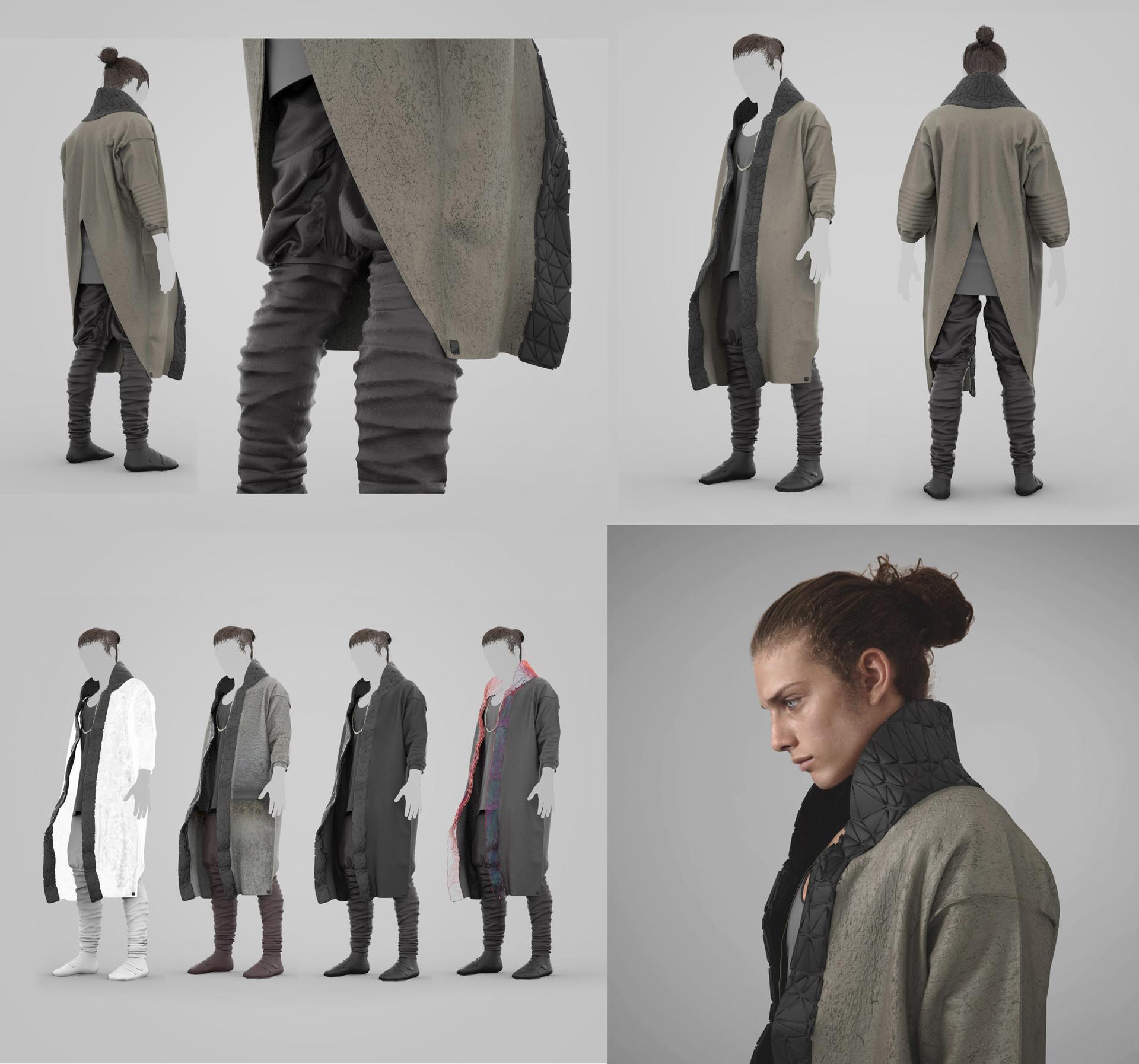 Travis davids jacketlook7