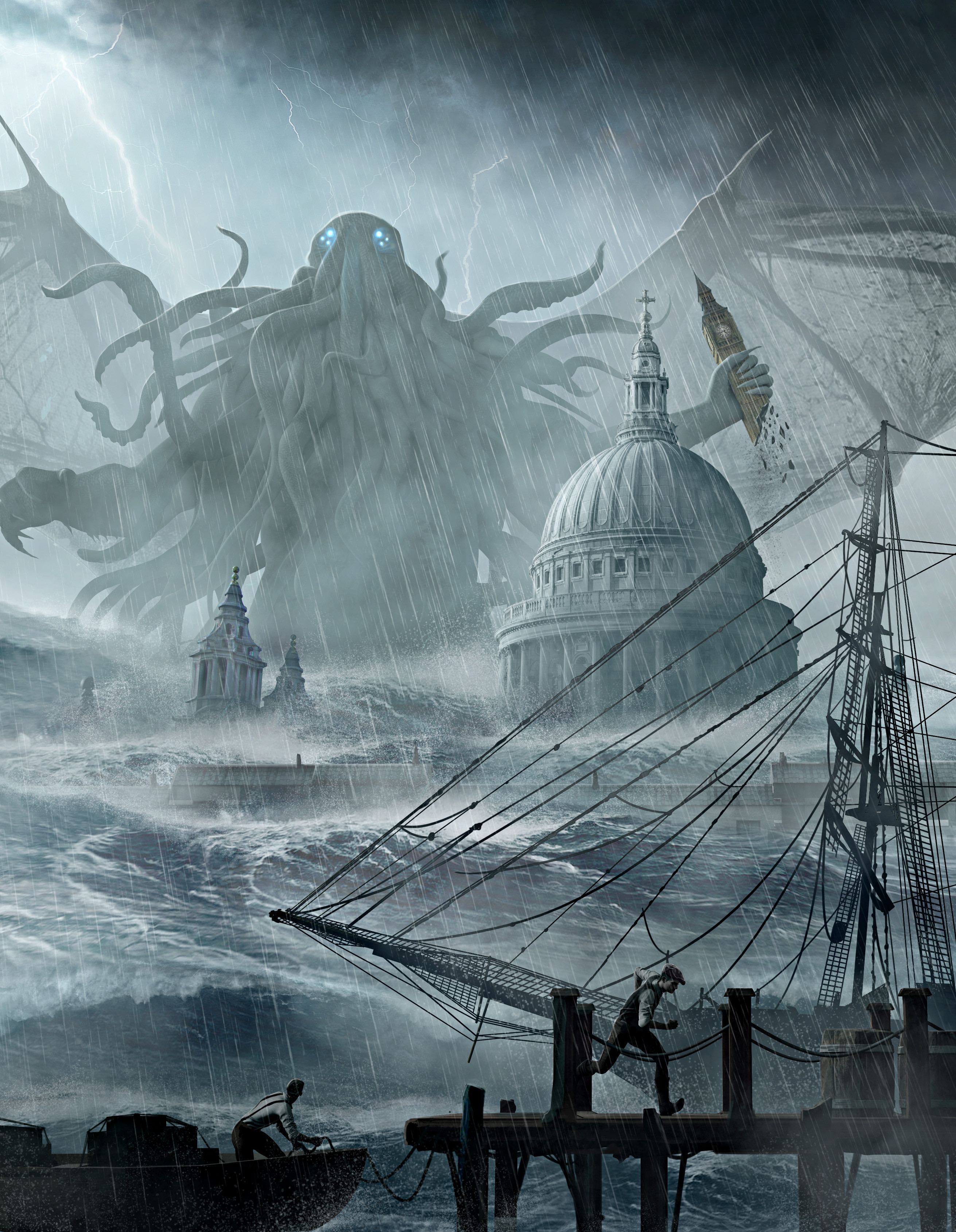 Pax Cthuliana - H. P. Lovecraft's Call of Cthulhu