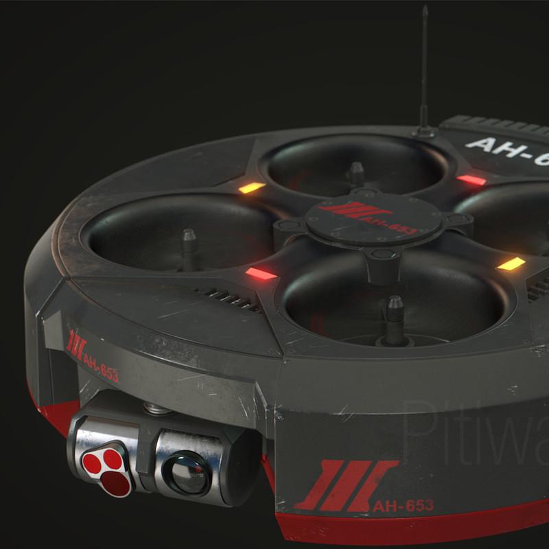 Drone Elysium