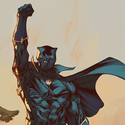 Harrison yinfaowei black panther conqueror mark stegbauer yinfaowei colors