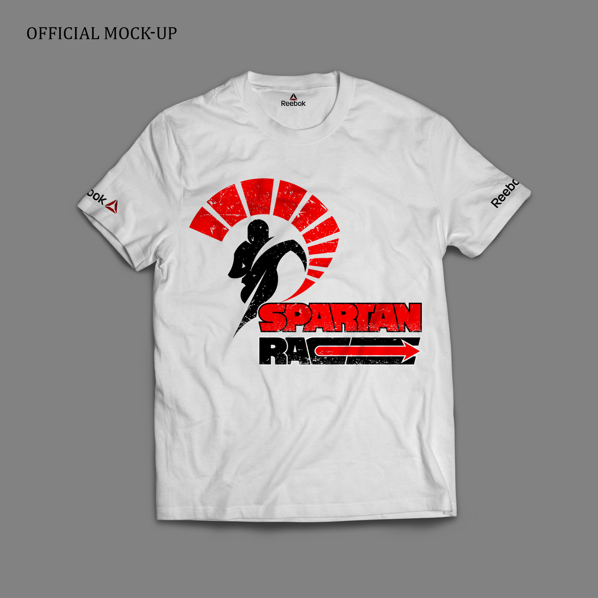 Richard t white jr spartanrace tshirtmockup official
