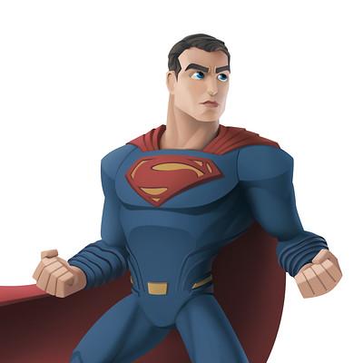 Valerio buonfantino infinity style superman