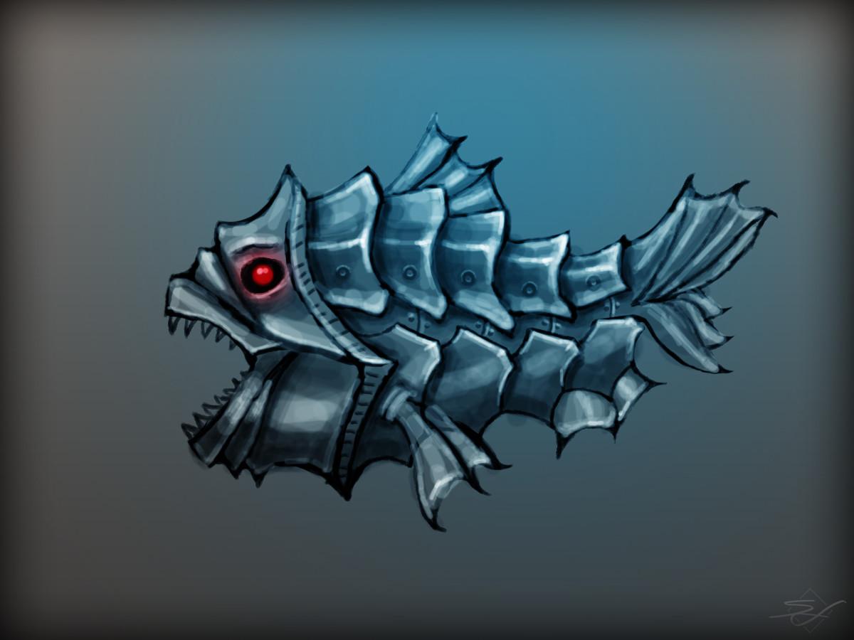 Sebastian irmer fish concept