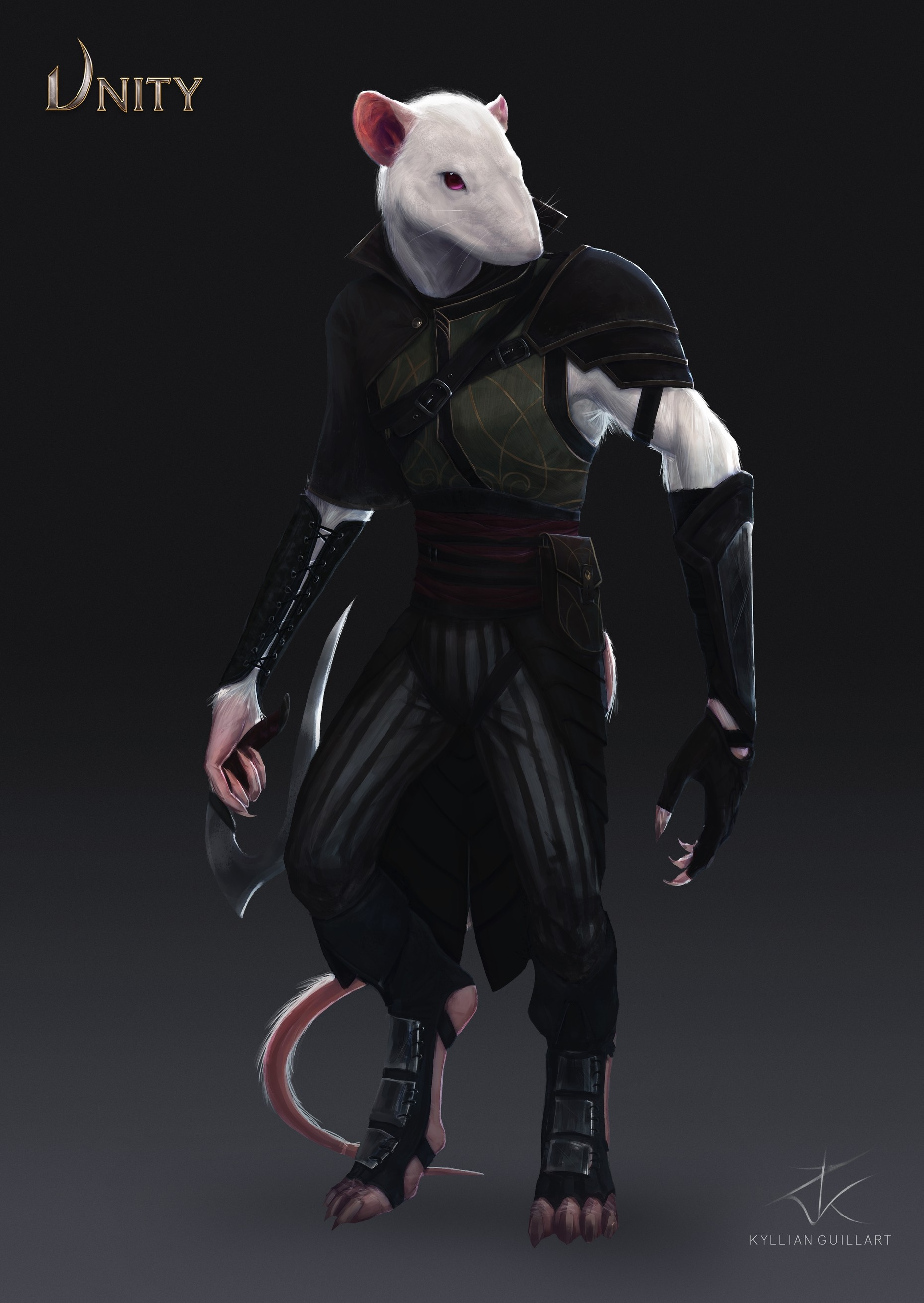 Kyllian guillart albino rat assassin unity lodaligae lighter internet version