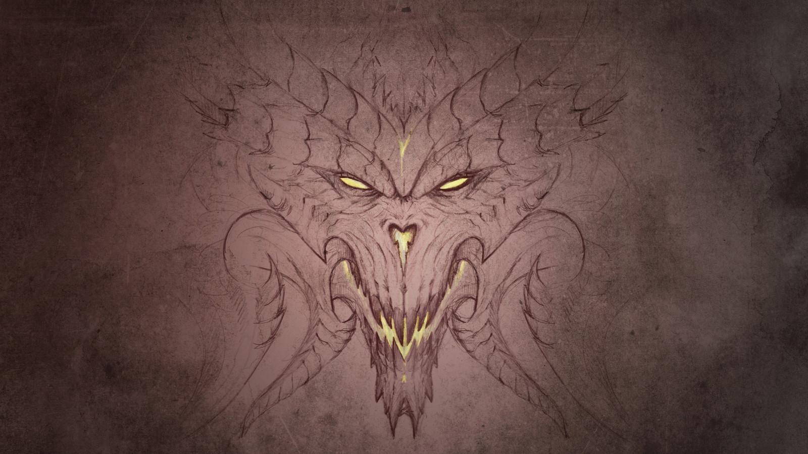 Diablo 3 Sketch