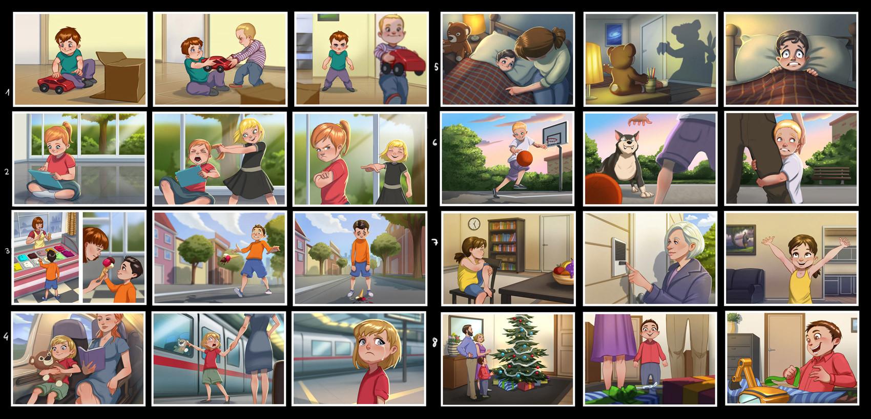 Erkan karagoez comic color web02