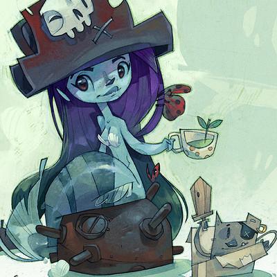 Tipa  graphic pirat rusalka color 02