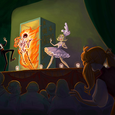 Elizabeth story magic show14