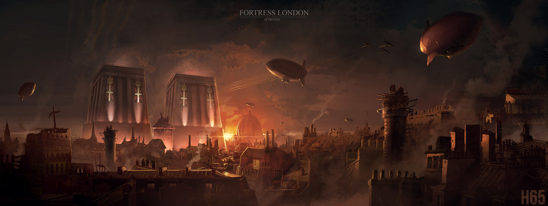 Samuel aaron whitehex fortress london 01