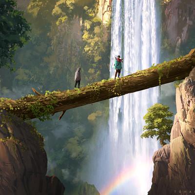 Sylvain sarrailh cascade