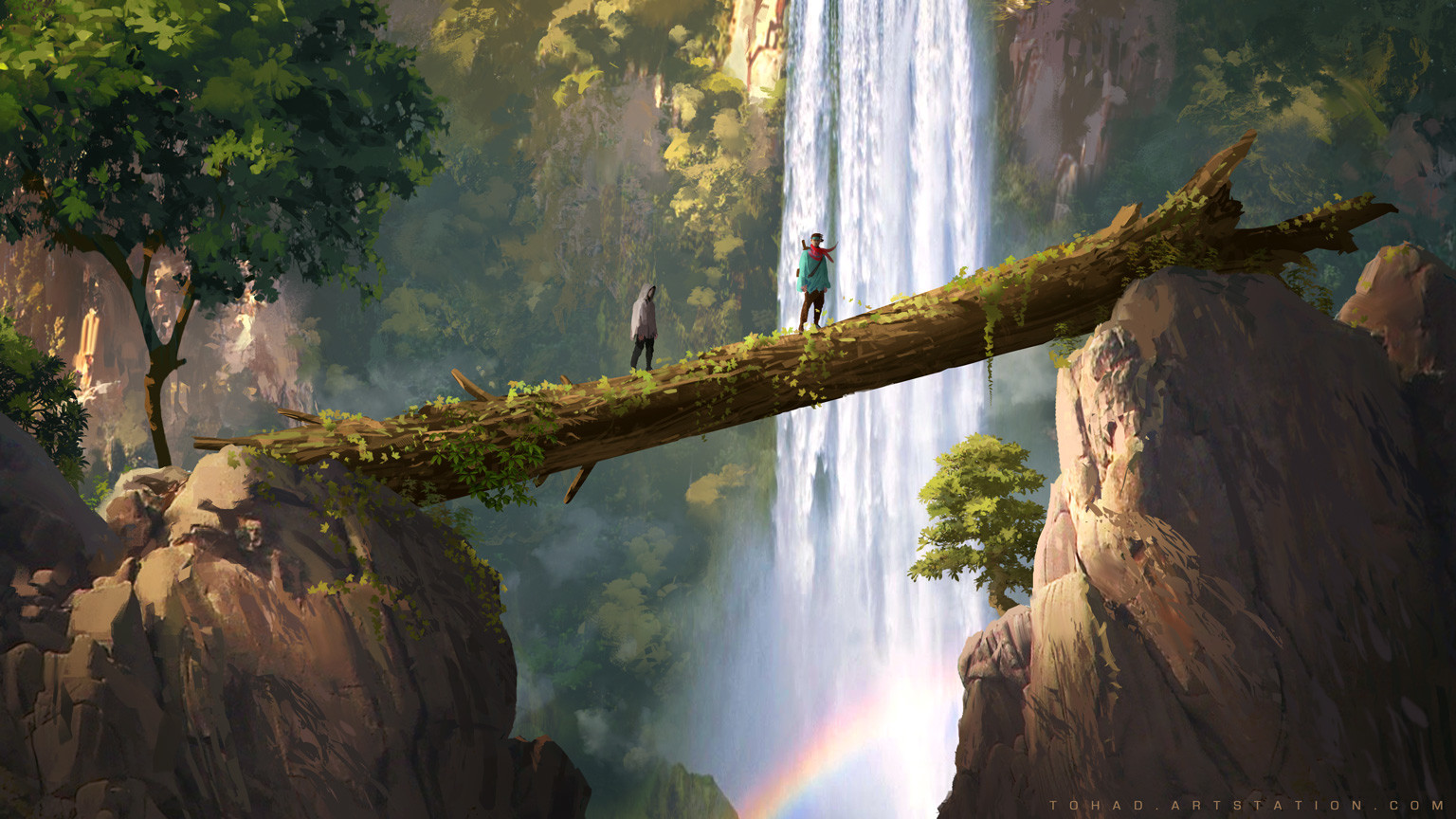 Forest of Liars : beyond the path