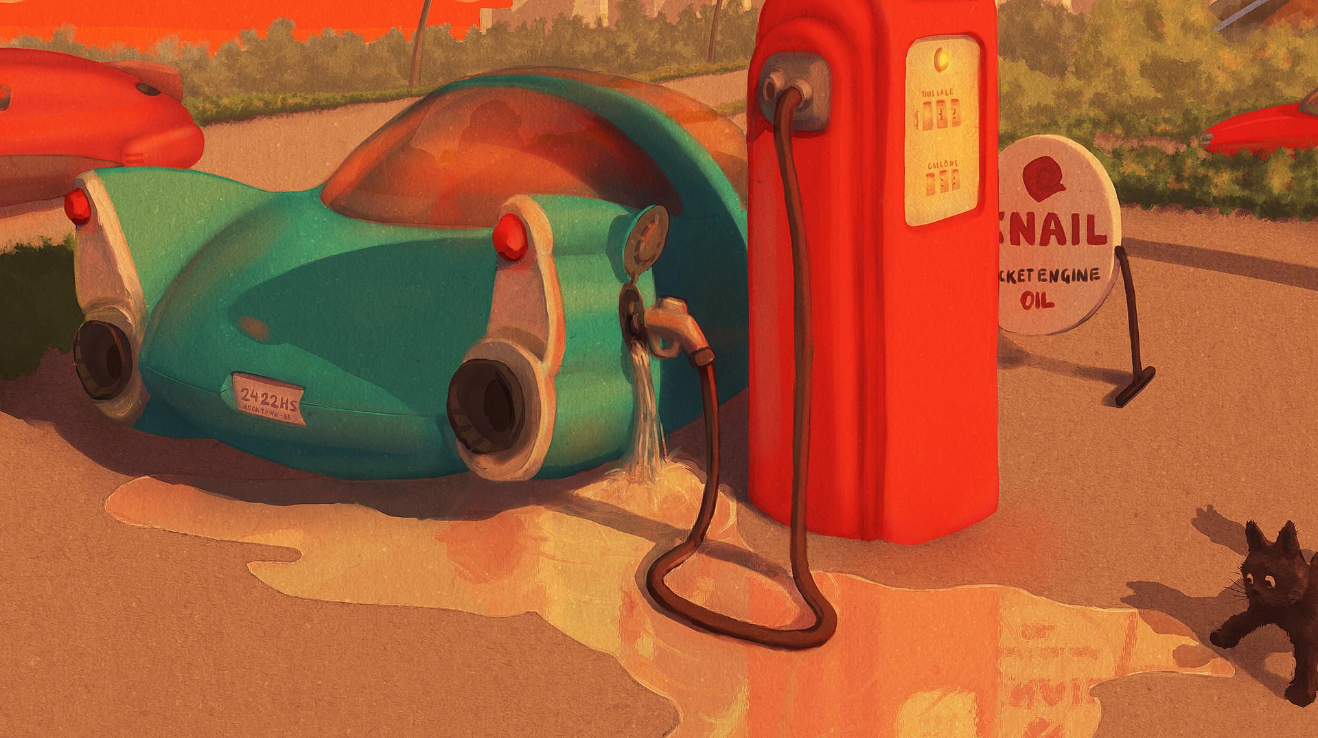 Dmytro bidnyak robot poet closeup 2