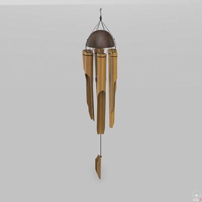 Oziel leal salinas wind chime 02 marmoset 00000