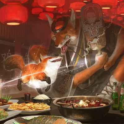 Mingchen shen foxbois48