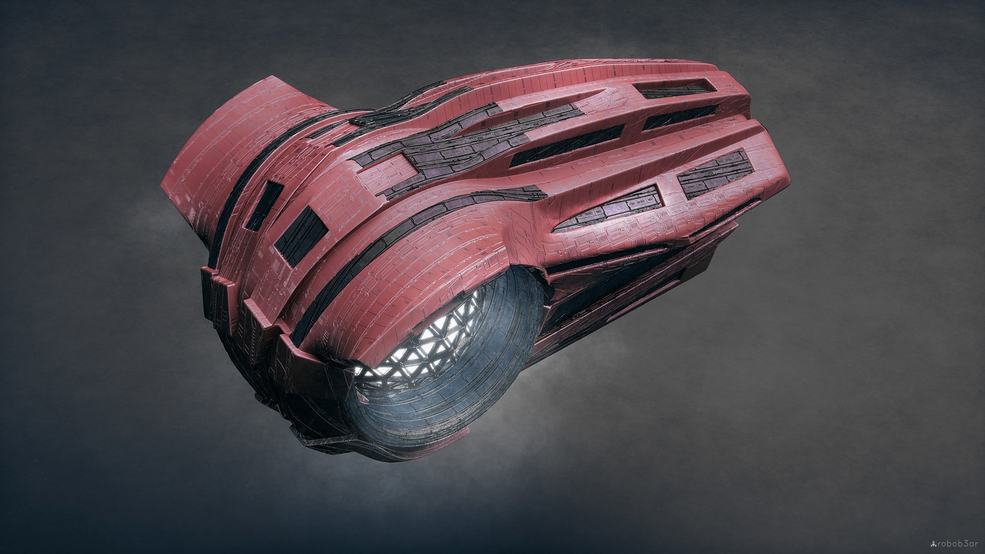 Kresimir jelusic robob3ar 463 190117 ship red ps custom