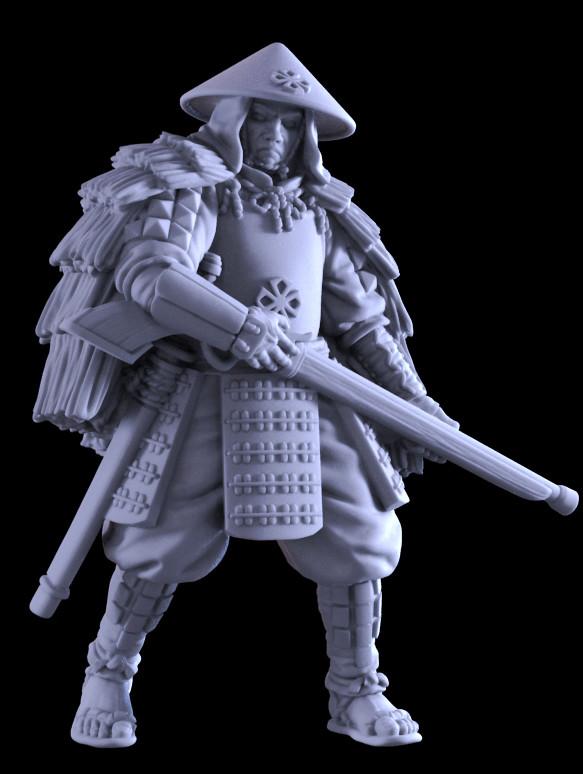 Michael jenkins fox clan soldier b