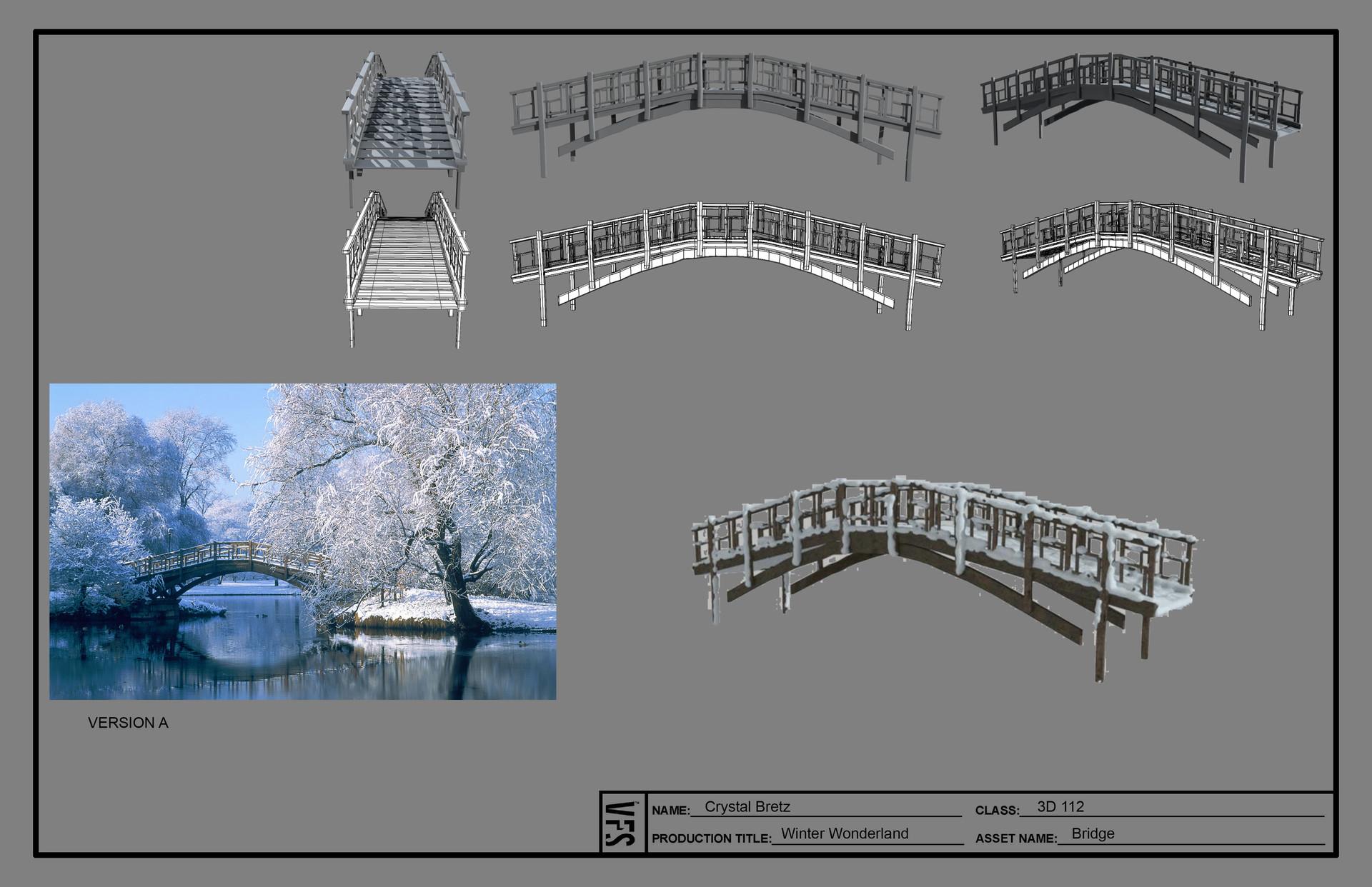 Crystal bretz bridge