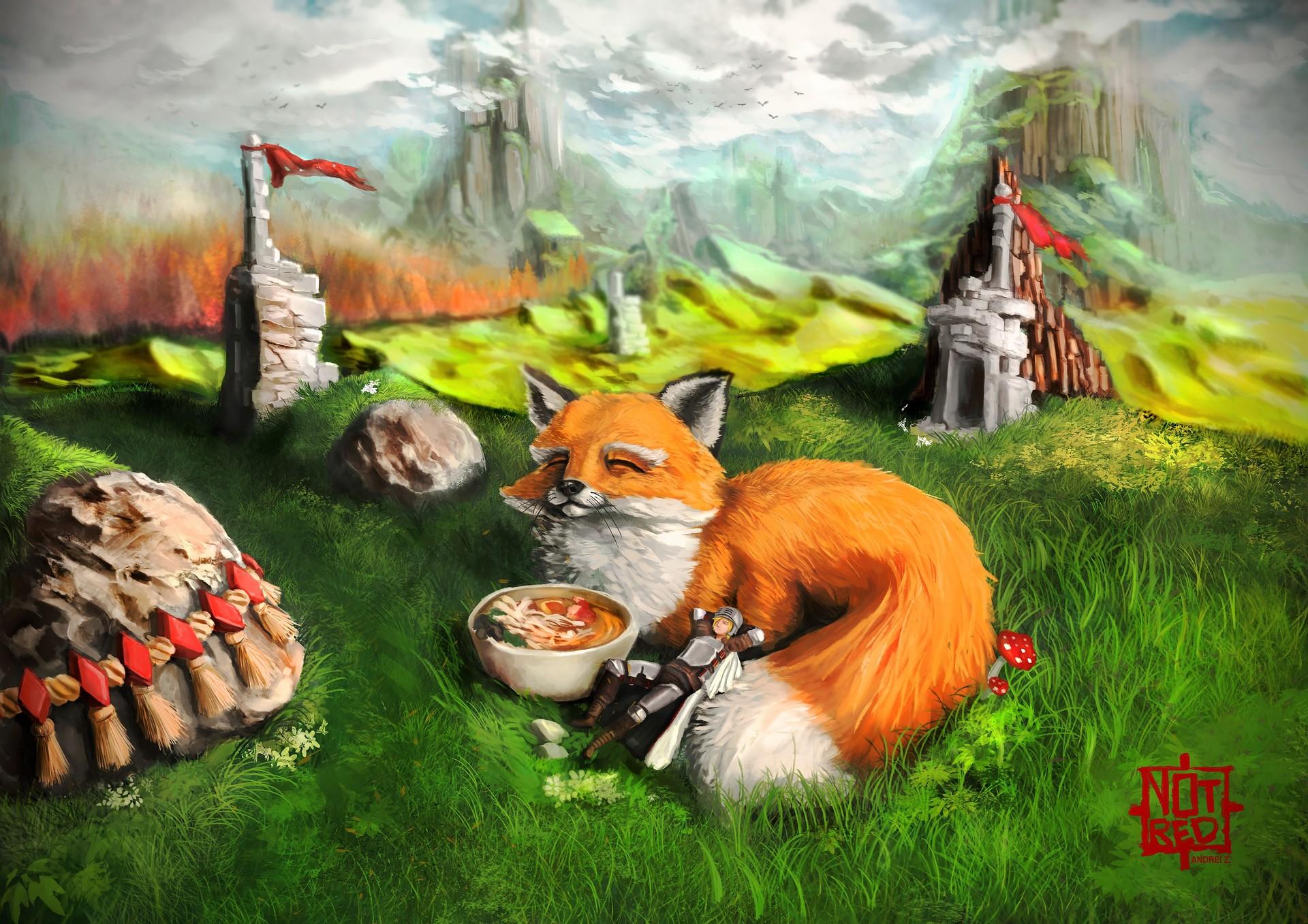 Andrei zberea fox2