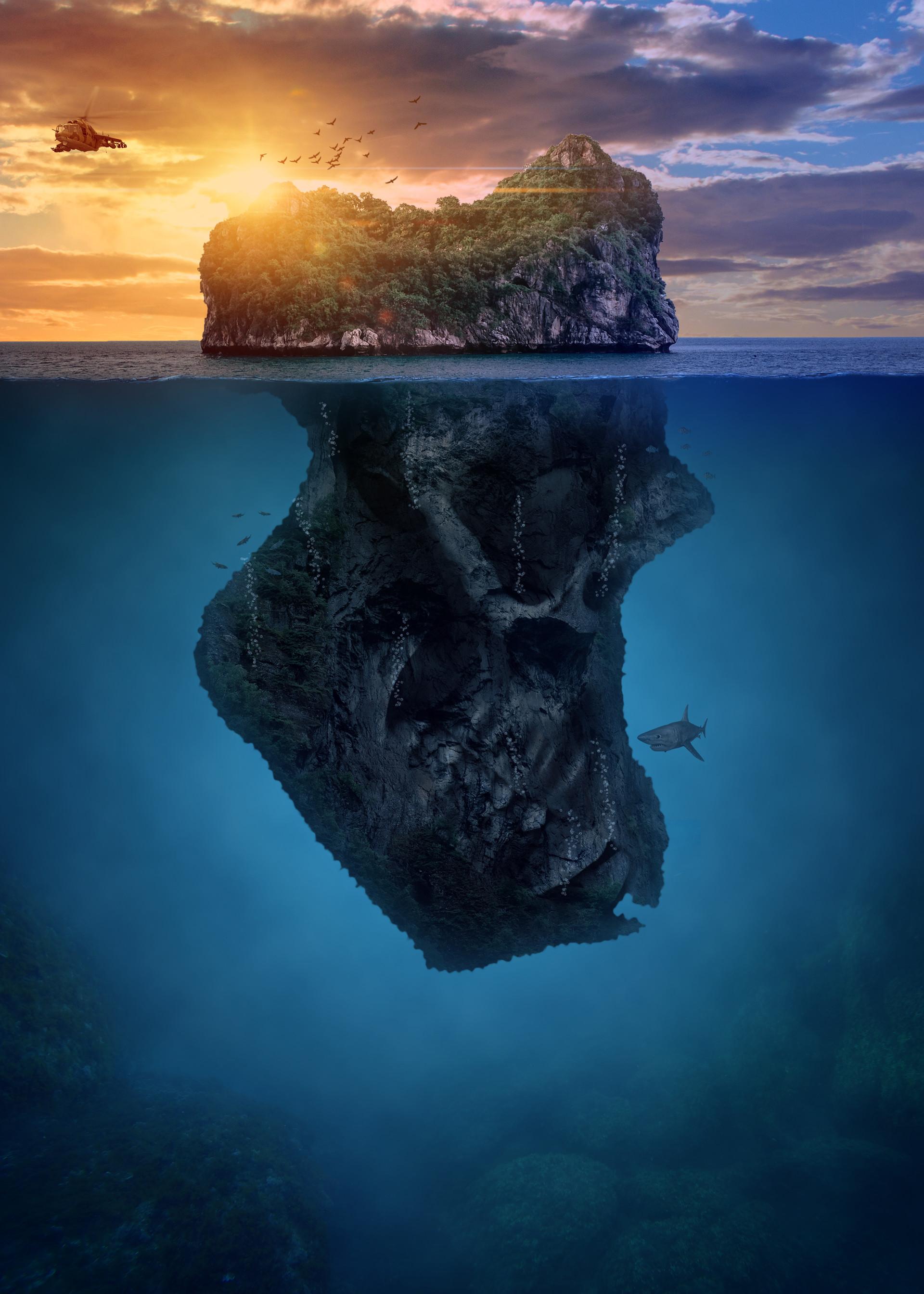 Manish anand skull island 2