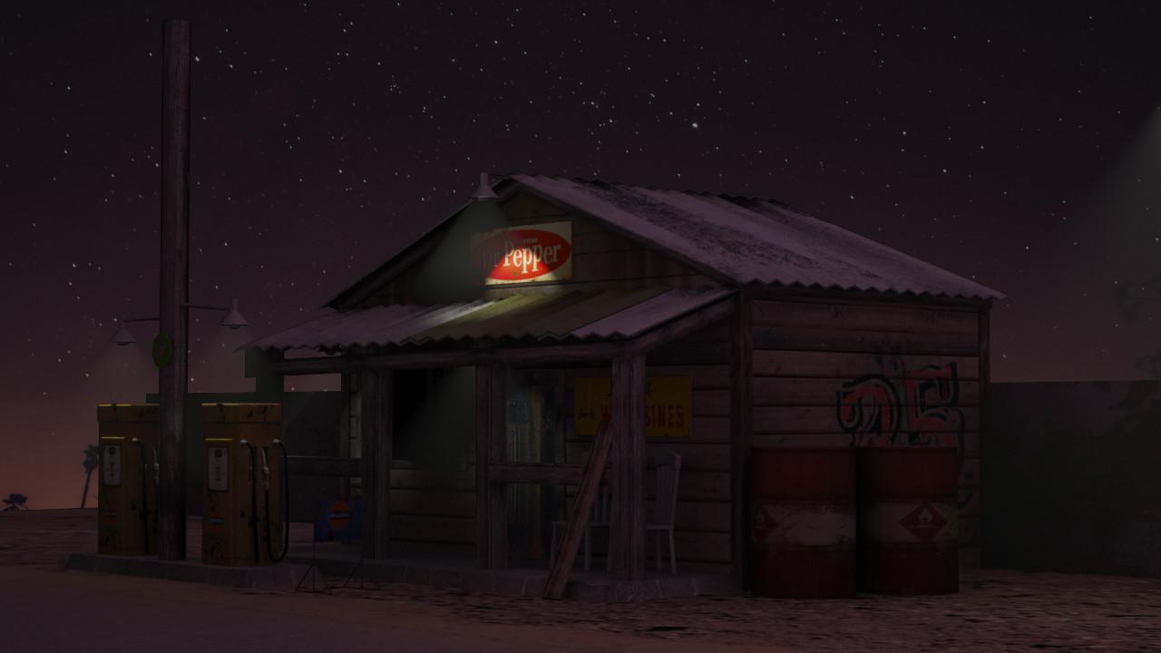 Petrol_Pump_Night