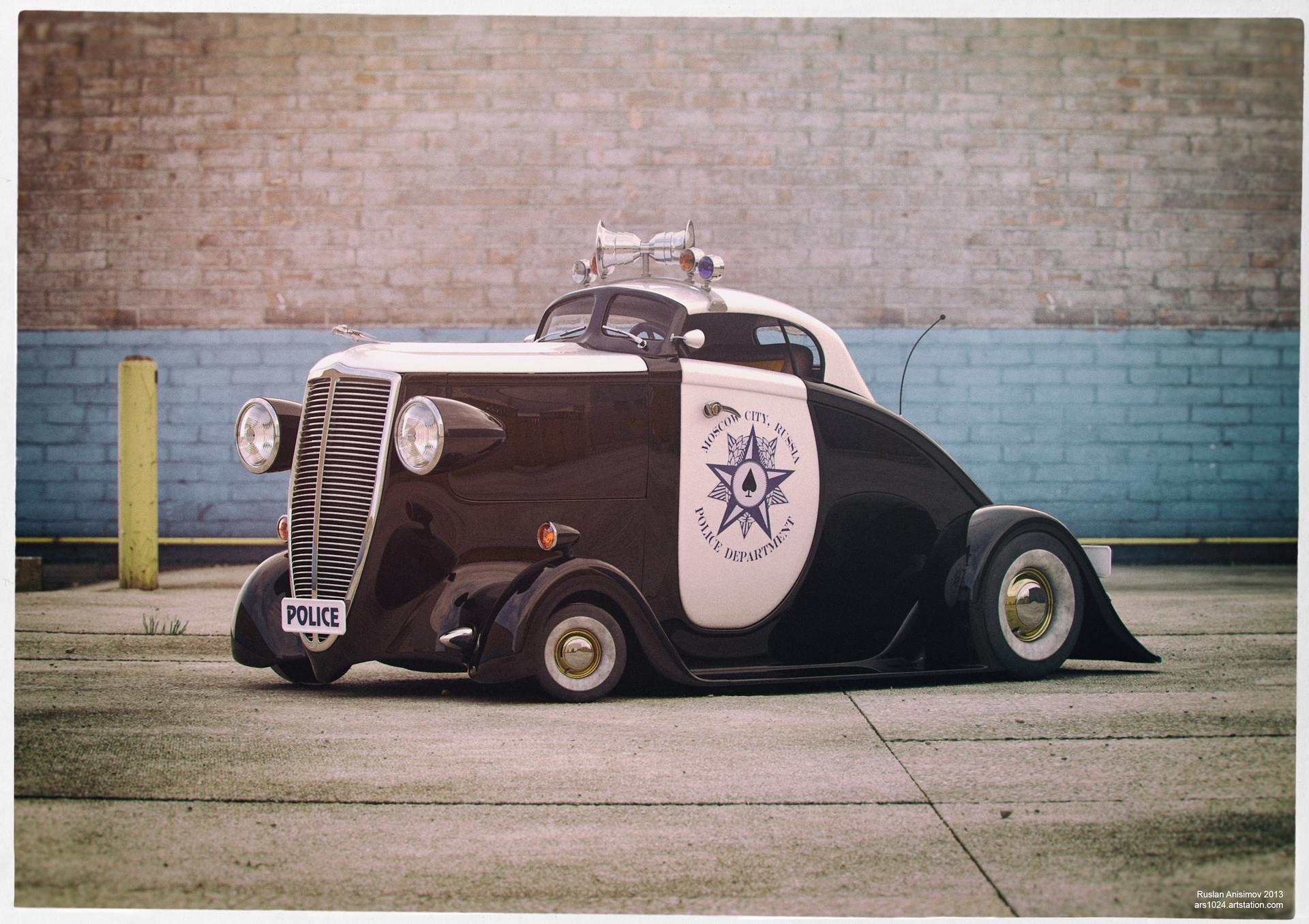 Ruslan anisimov 2013 policecar01