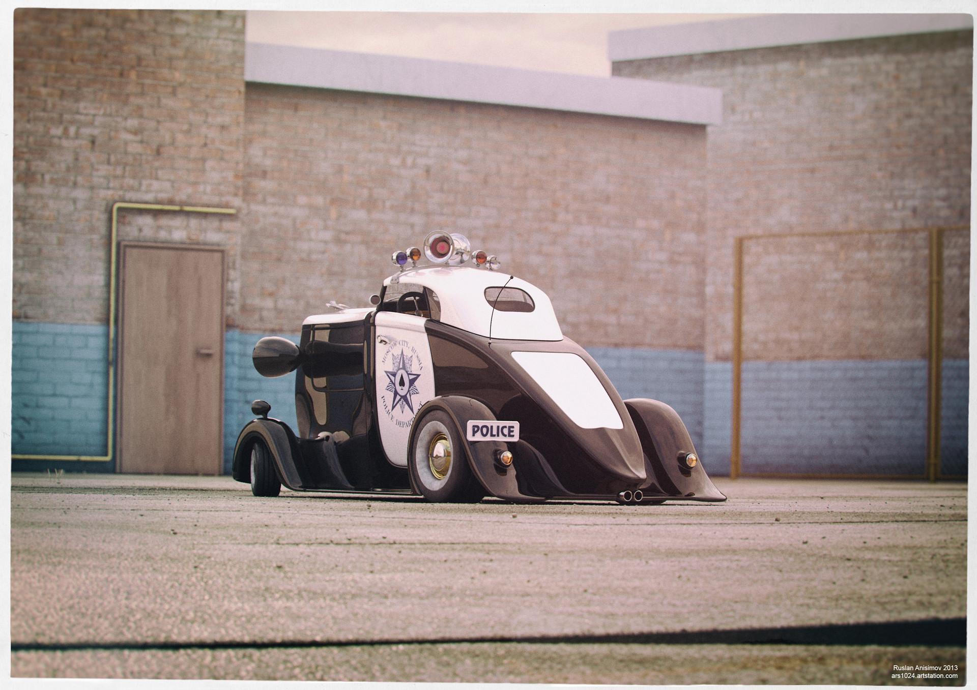 Ruslan anisimov 2013 policecar03