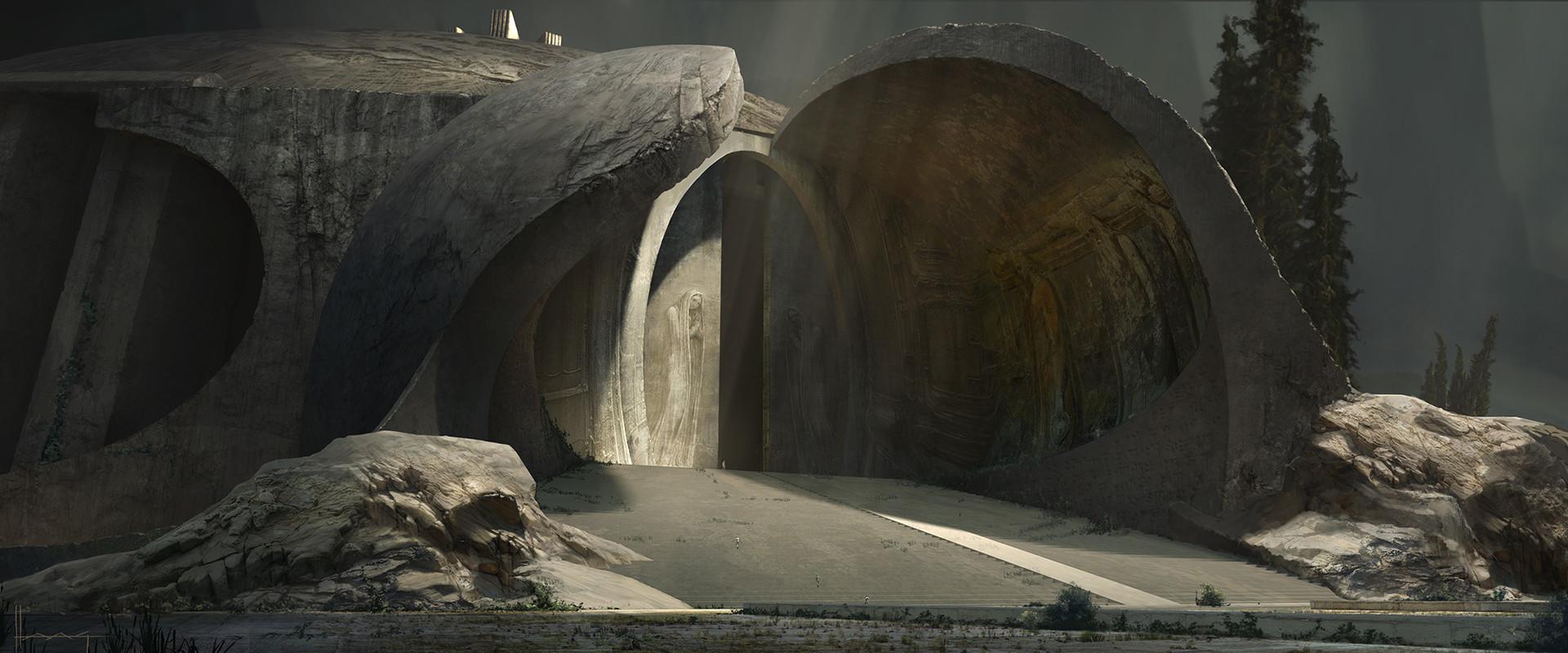 Wayne Haag Shares Remarkable Alien Covenant Concept Art