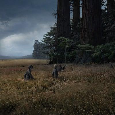 Alien Covenant - Forest
