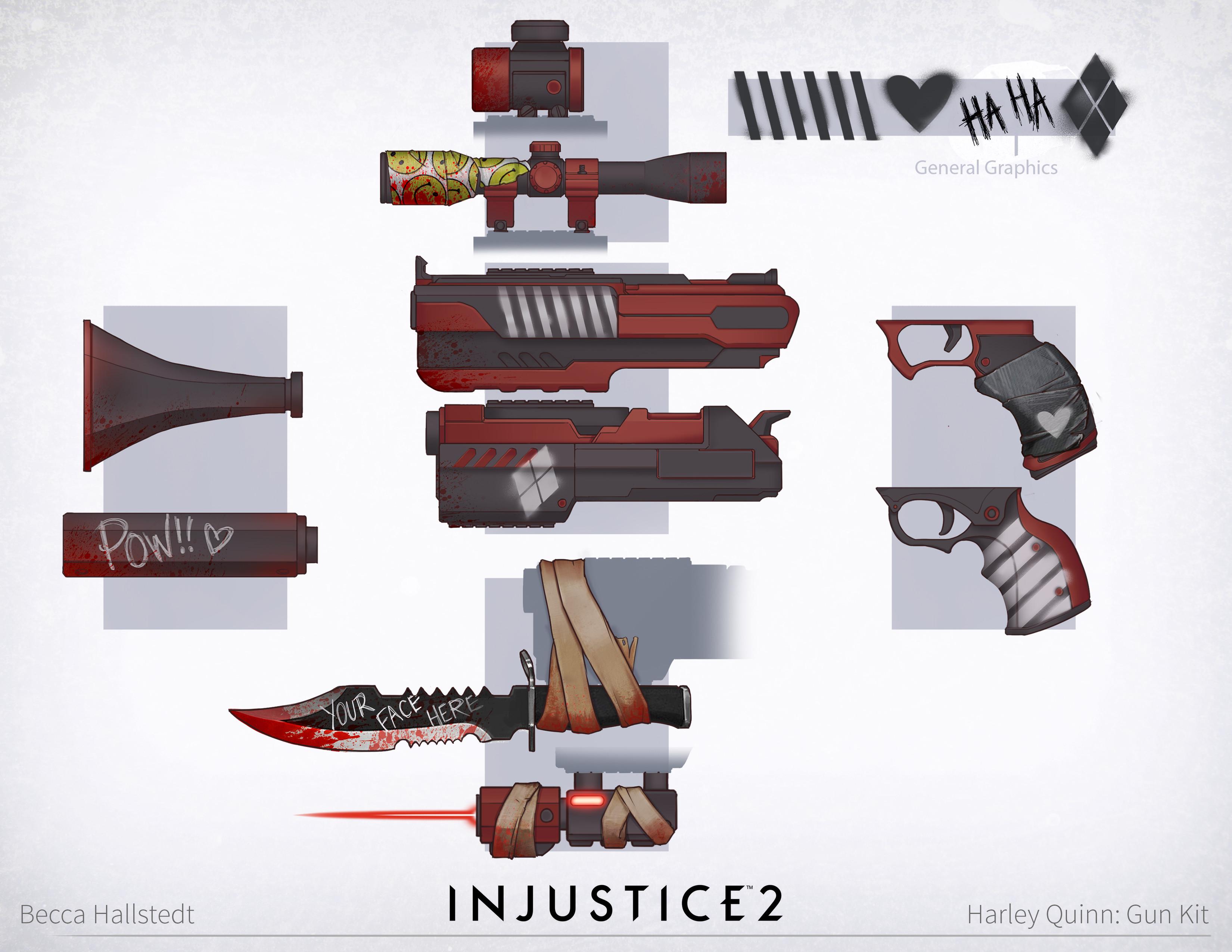 Moar gun kits!