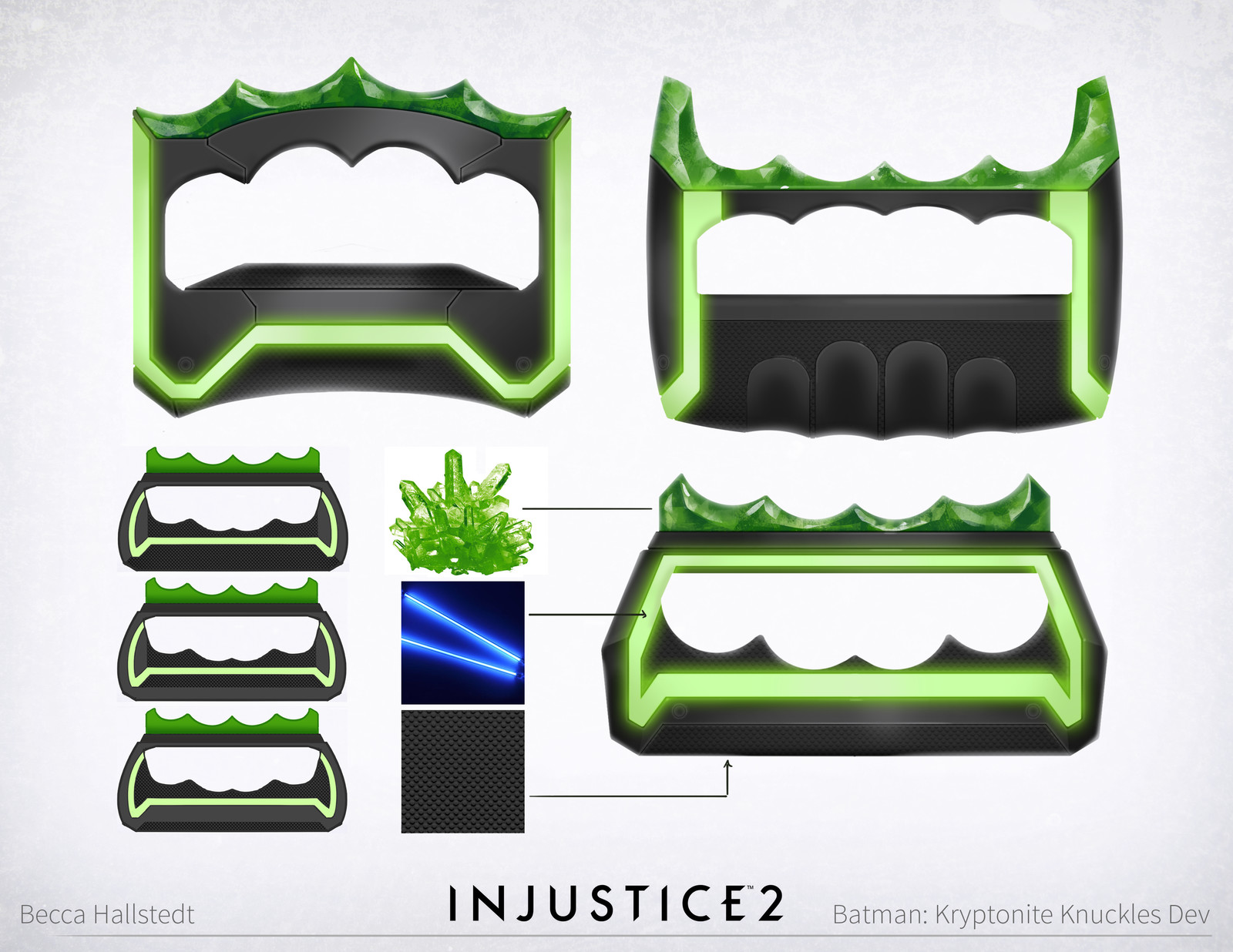 Injustice 2: Batman/Robin/Red Solar Grenade