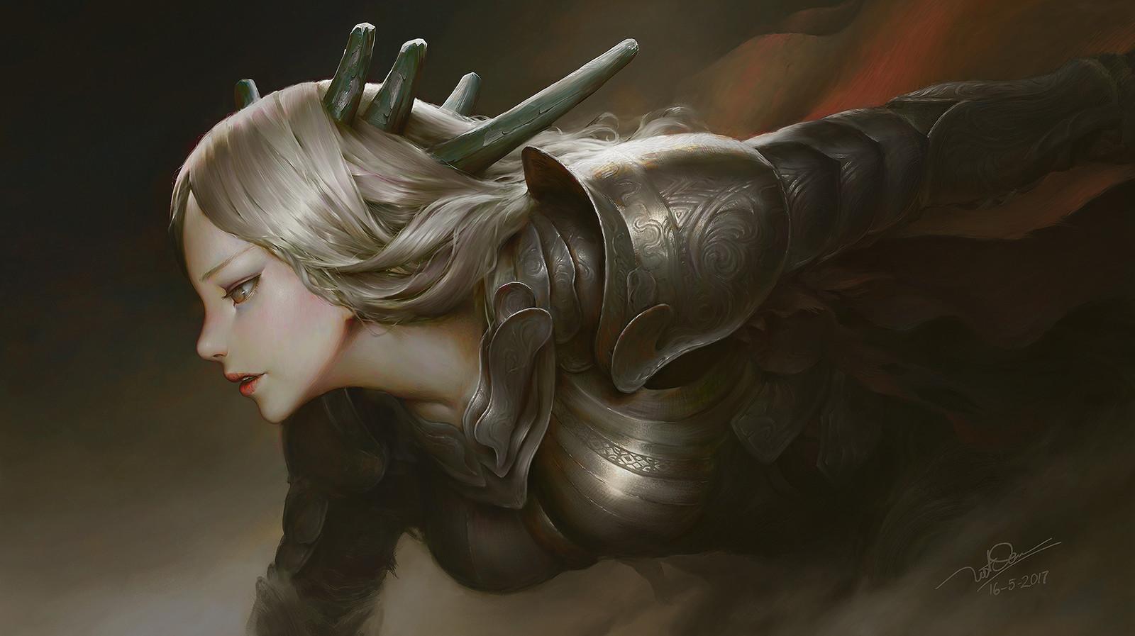 Dephanie – the Light warrior