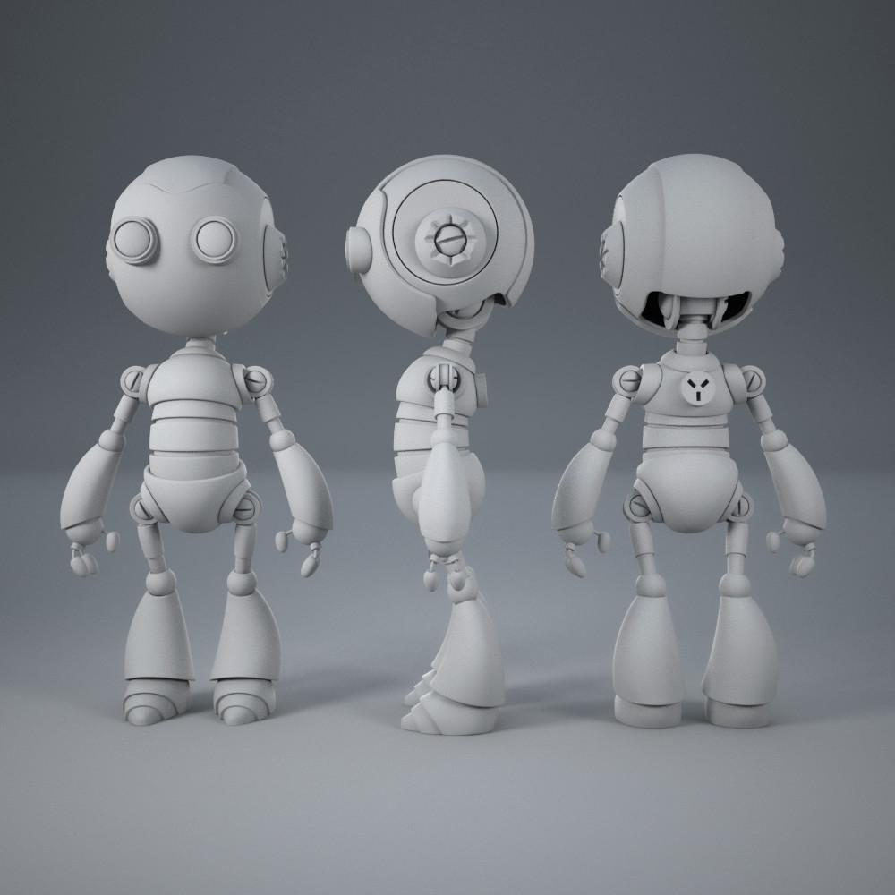 Marc virgili robot06