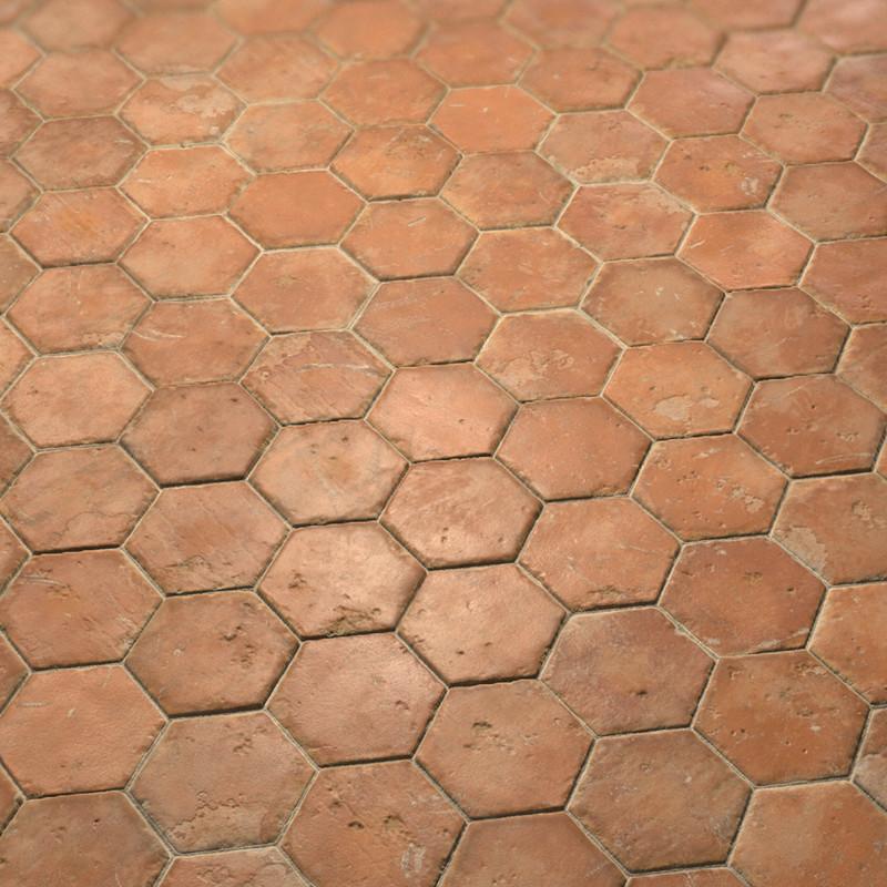 Study: Terracotta Floor Tiles