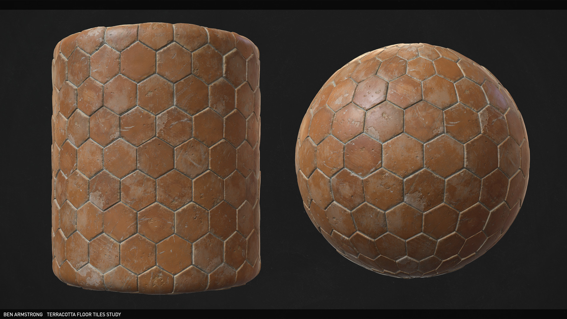 Artstation study terracotta floor tiles ben armstrong scroll to see more doublecrazyfo Image collections