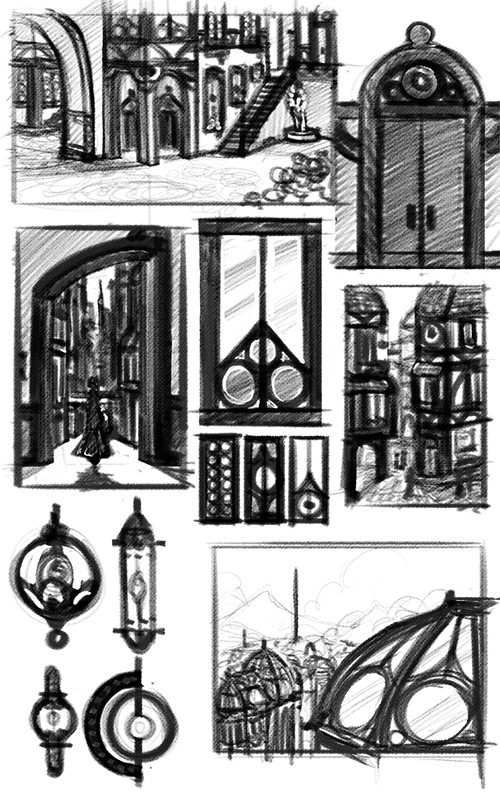 The City (thumbnails)