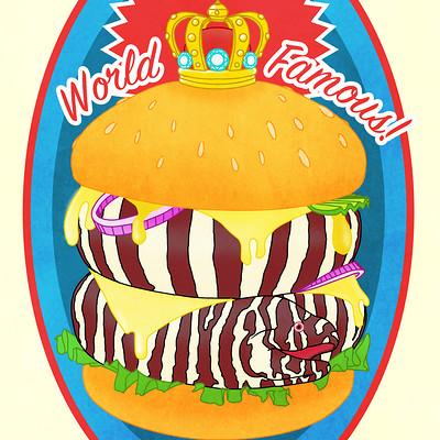 Javier valdez hamburger