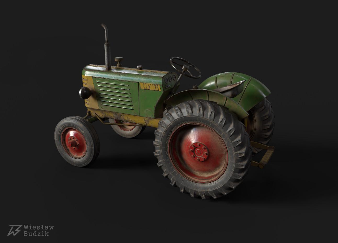 Wieslaw budzik tractor 03