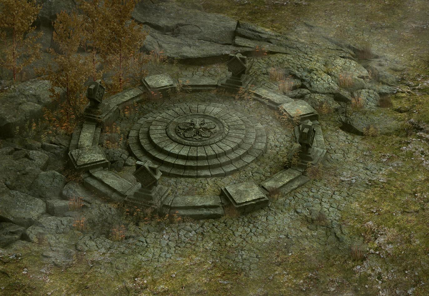 Ste flack stone circle day