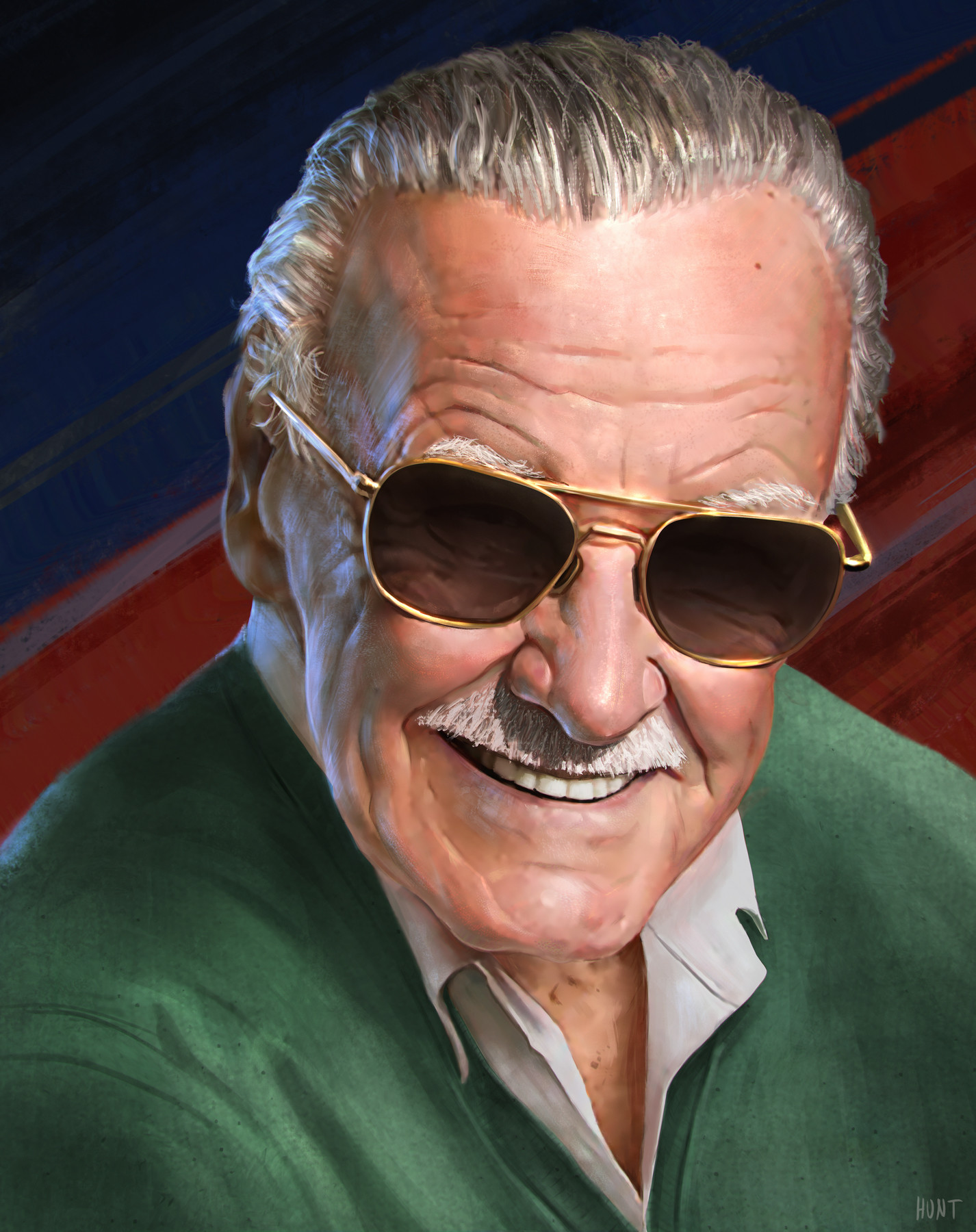 Andrew hunt stan lee lores